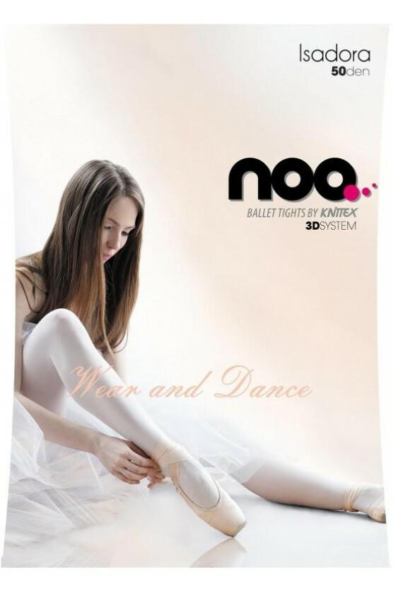Punčochové kalhoty Isadora 50 den NOQ - Knittex