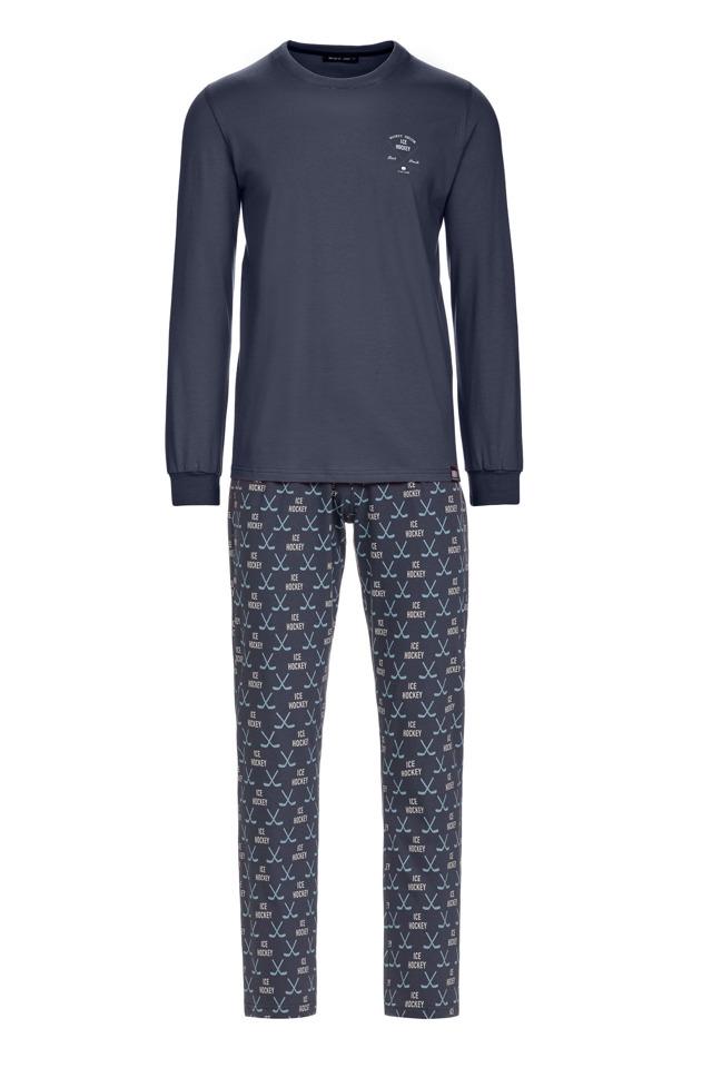 Vamp - Pánské pyžamo 13690 - Vamp - xxl