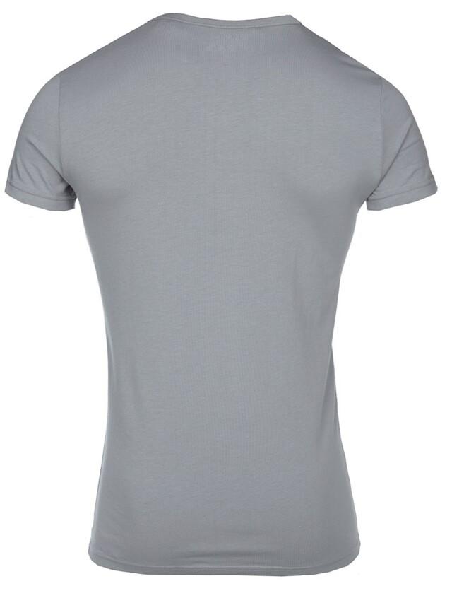 Pánské tričko 2pcs 111512CC717 šedá T|O Emporio Armani