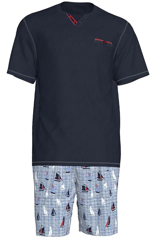Pánské pyžamo 15-6999 Vamp