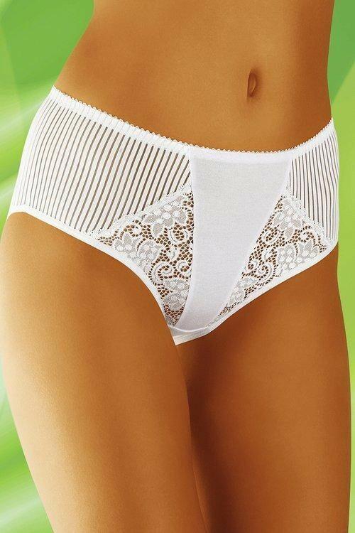 Dámské kalhotky eco-MI white - M - bílá