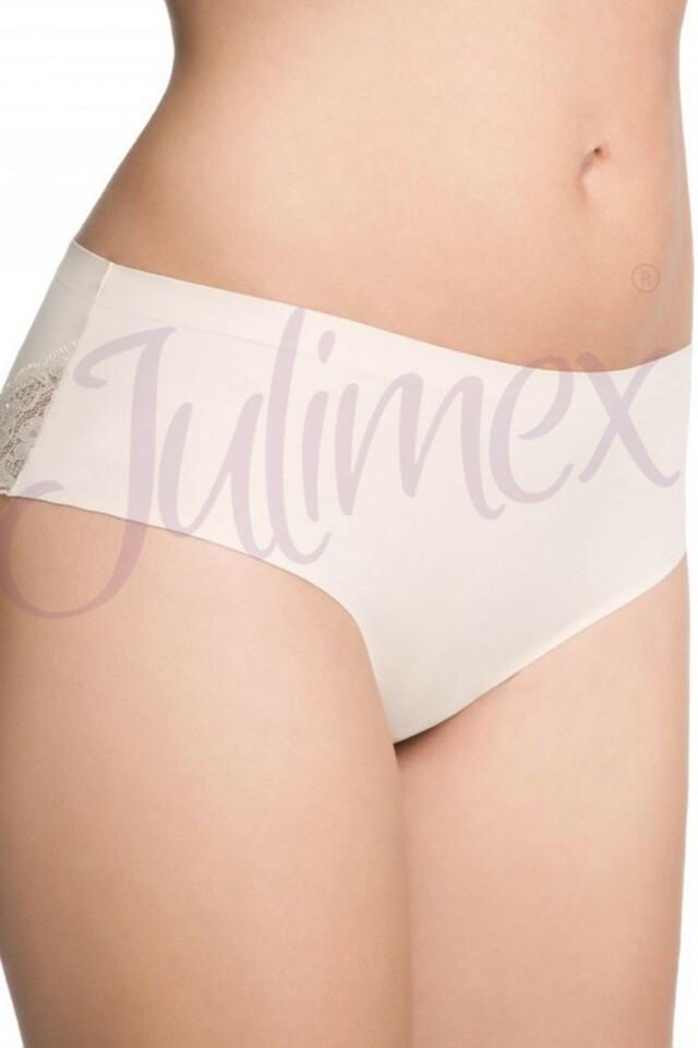 Dámské kalhotky Cheekie beige - XL - béžová