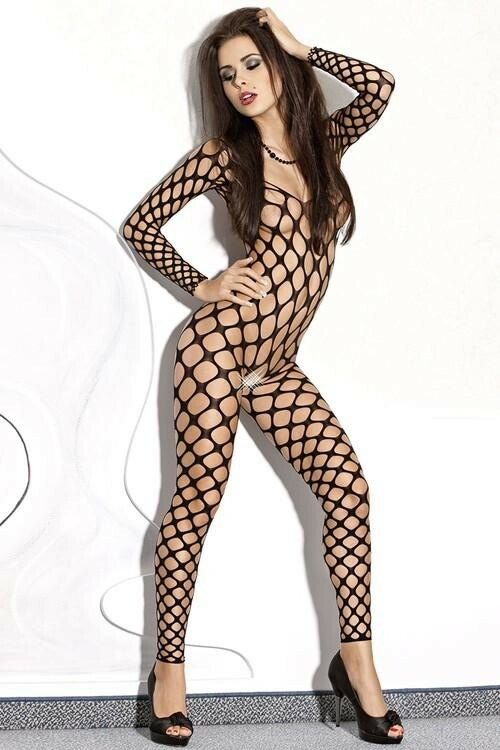 Bodystocking V-3100 LETICIA