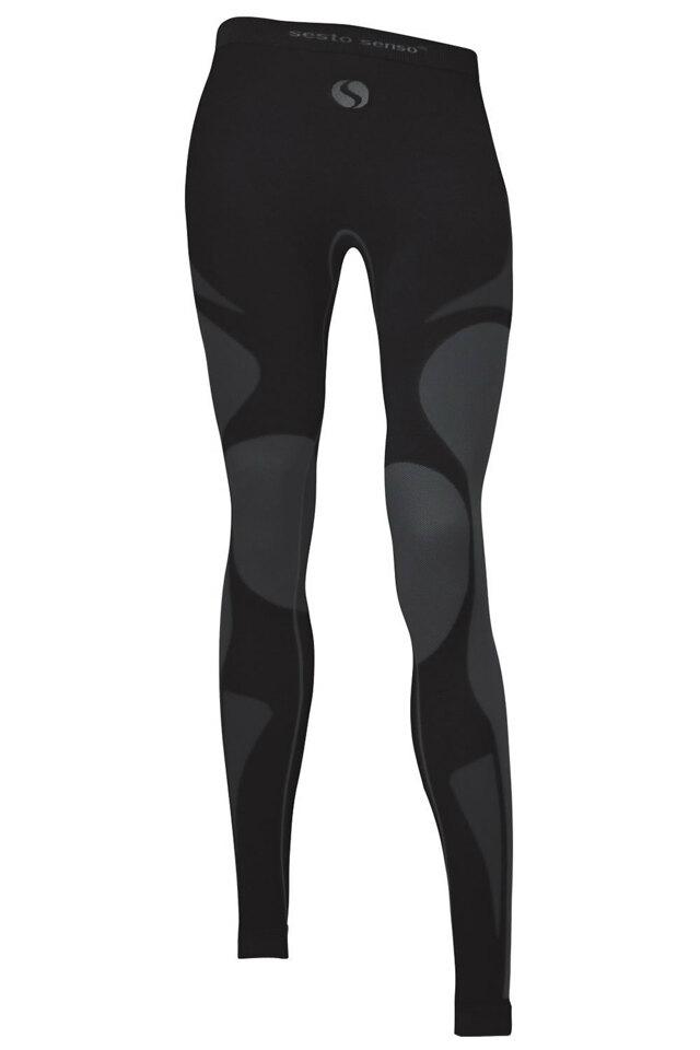 Dlouhé dámské kalhoty Sesto Senso Thermo Active Woman - M - růžová