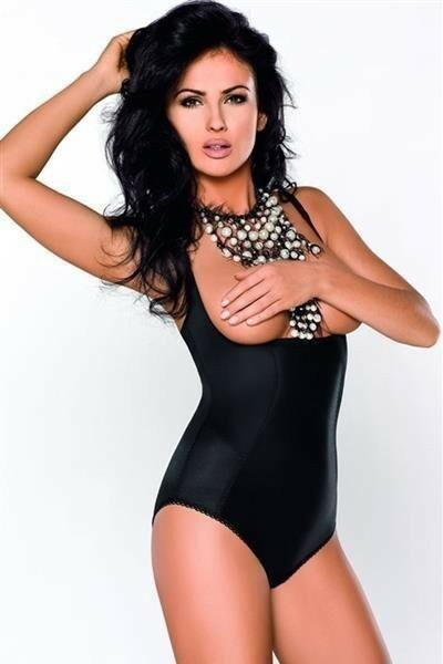 Dámské body Gorsenia K148 Sanremo - M - tělová