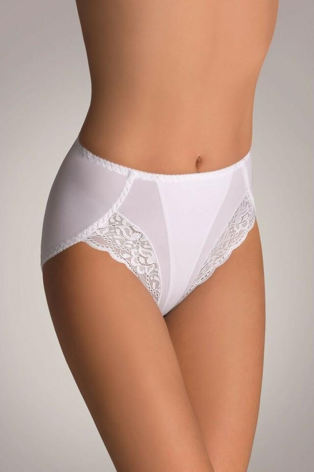 Stahovací kalhotky Venus white - XL - bílá