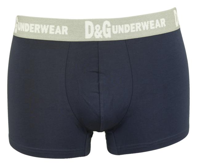 Pánské boxerky M30494 blue - Dolce Gabbana