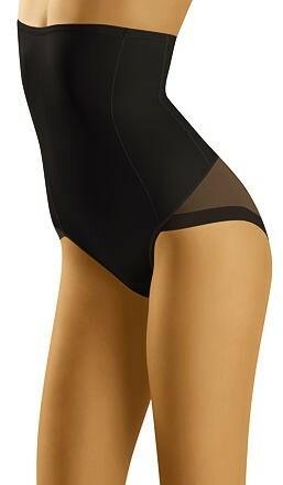 Zeštíhlující a modelující kalhotky Suprima černé - XXL