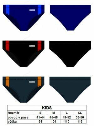 Chlapecké plavky BDT 629 Sesto Senso