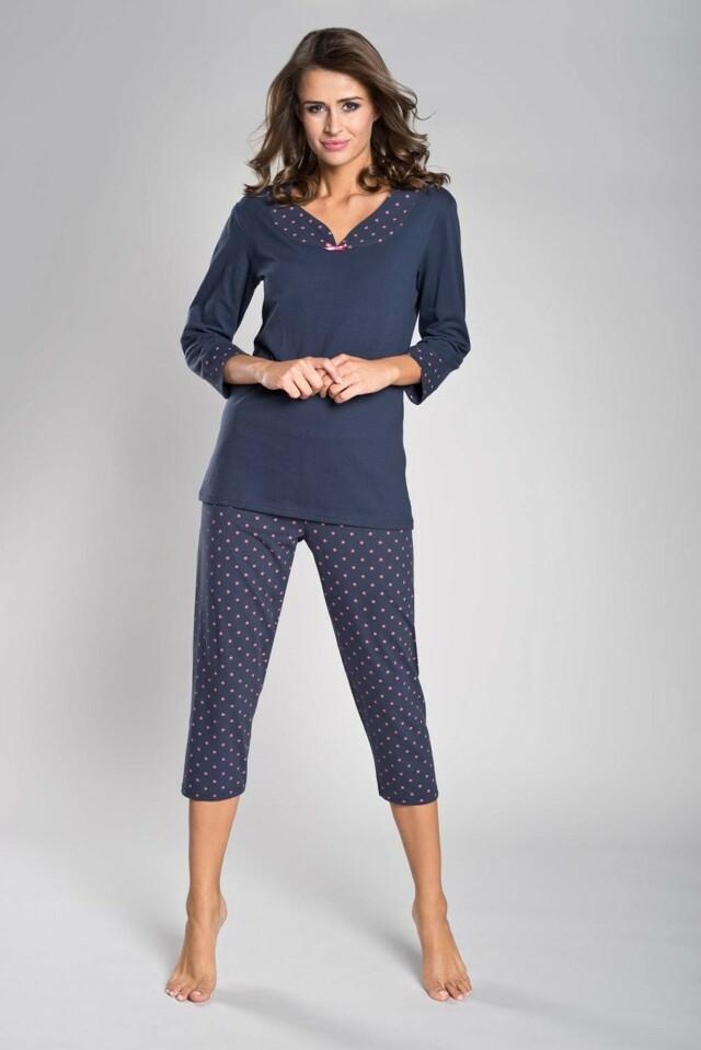 Dámské pyžamo Damia blue