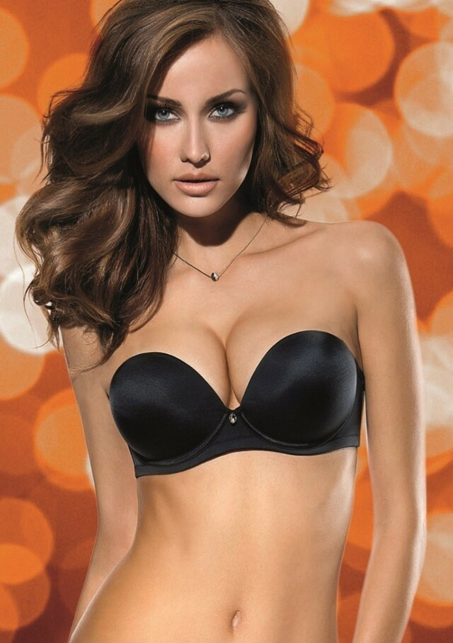 Podprsenka push-up Extra Double - Lormar