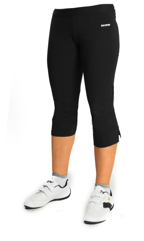 Dámské sportovní kalhoty 0222 - RENNOX - XXL - černá
