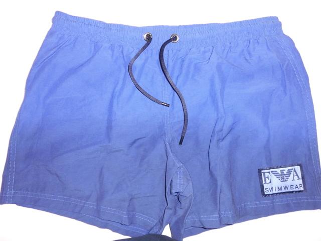 Pánské plavky 211168 - Armani - S - modrá