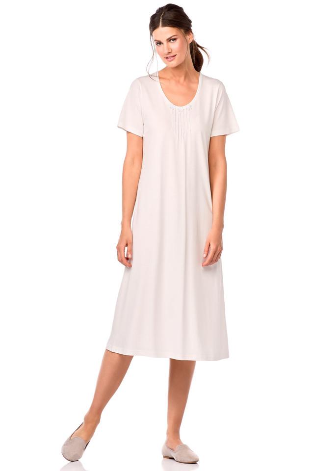 Dámská noční košile 10-6755 Vamp - S - fialová