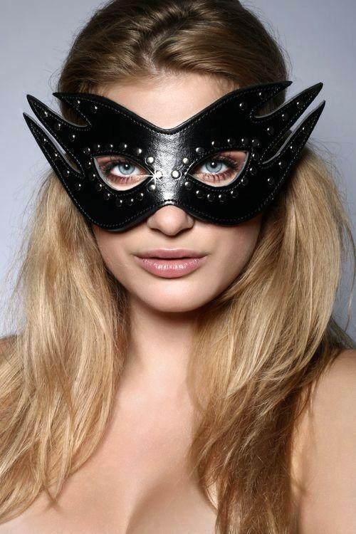 Erotická maska A7797 - Univerzální - viz foto