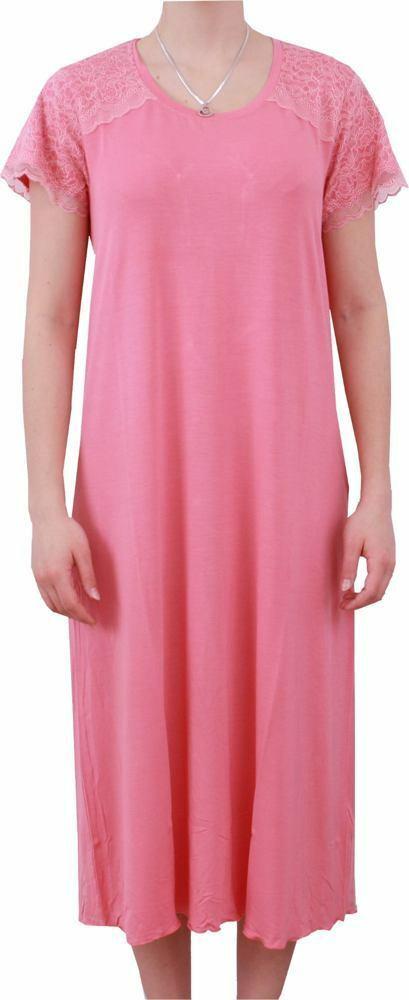 Dámská noční košile 3174 - Vamp - XL - cappucino