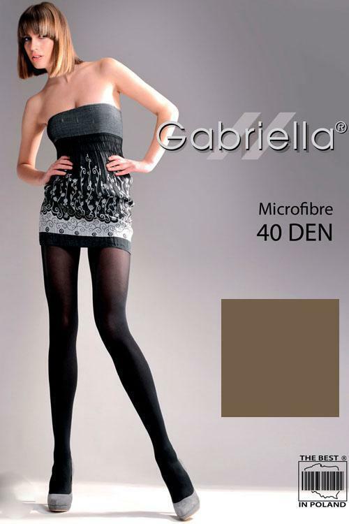 Punčochy Gabriella Microfibre 40 Den Code 121