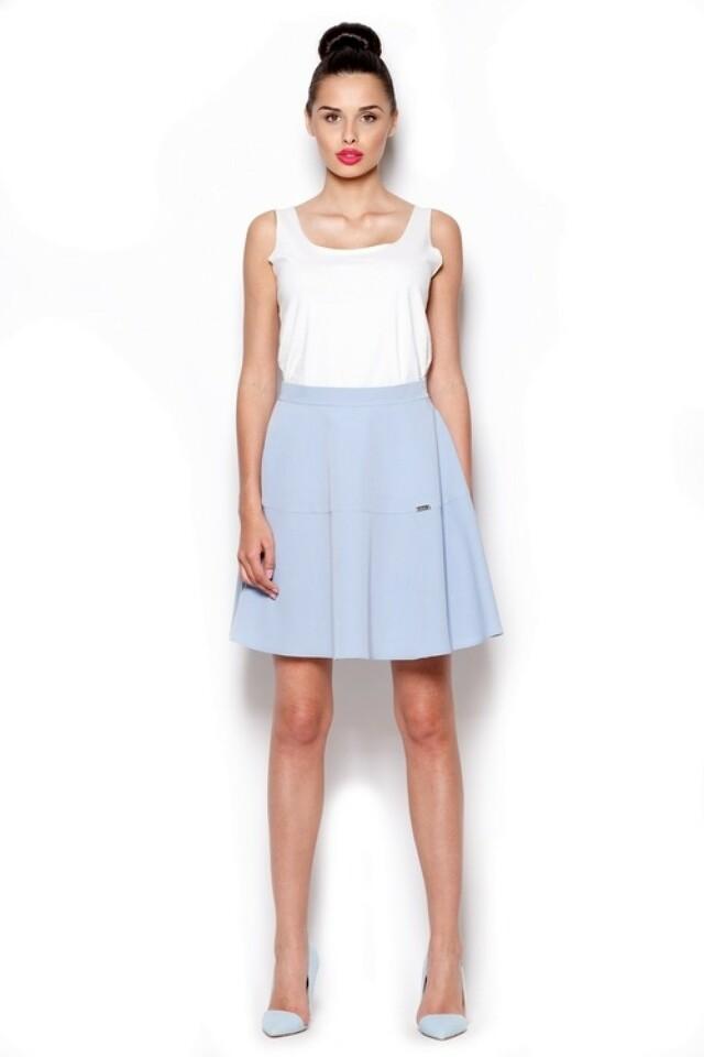 Dámská sukně M285 blue - S - modrá