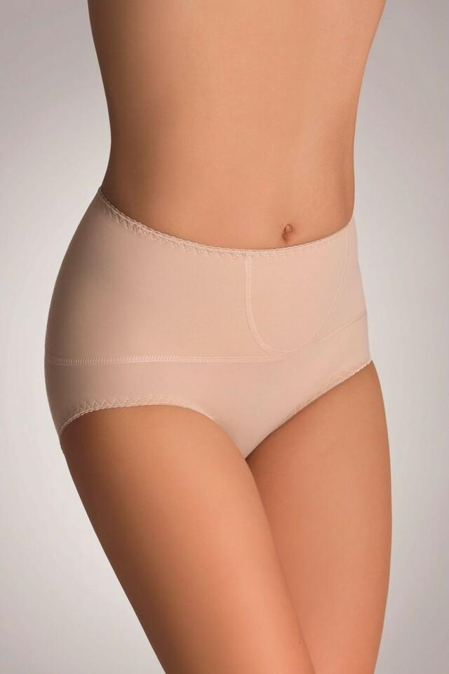 Dámské kalhotky Vivien plus beige - XXL - béžová