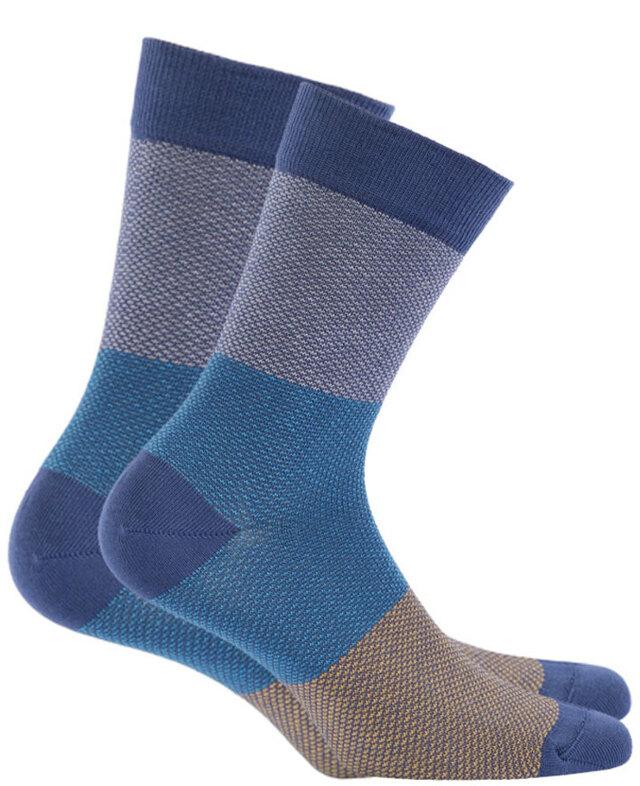 Pánské vzorované ponožky PERFECT MAN - 45 47 6eabe1fa57