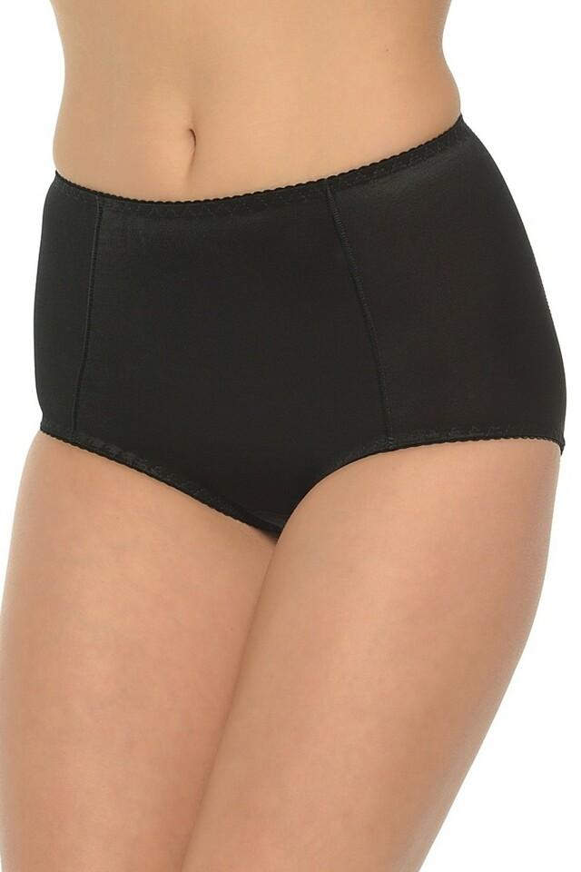 Dámské stahovací kalhotky Ola black - L - černá