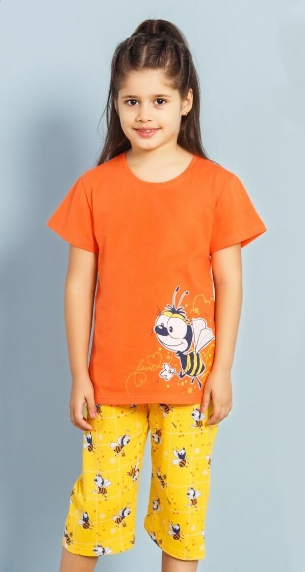 Dětské pyžamo kapri Včela