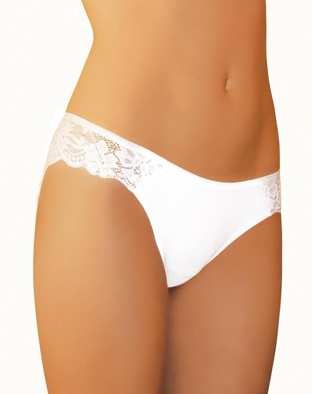 Dámské kalhotky Funny Day Claudette - XL - béžová