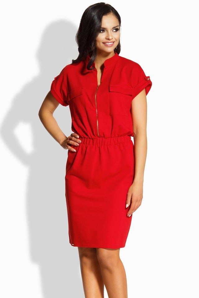 Dámské šaty Lemoniade L207 - L - černá