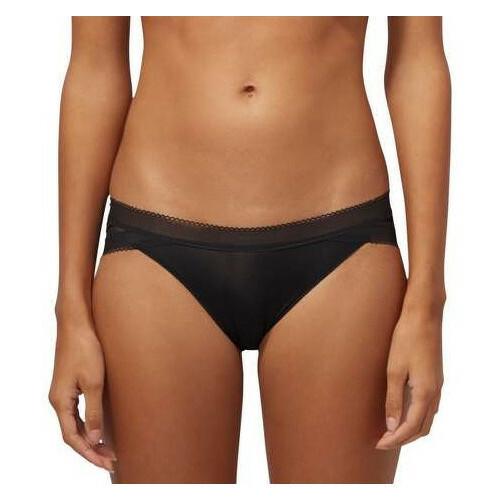 Dámské kalhotky F3651E - Calvin Klein - S - černá