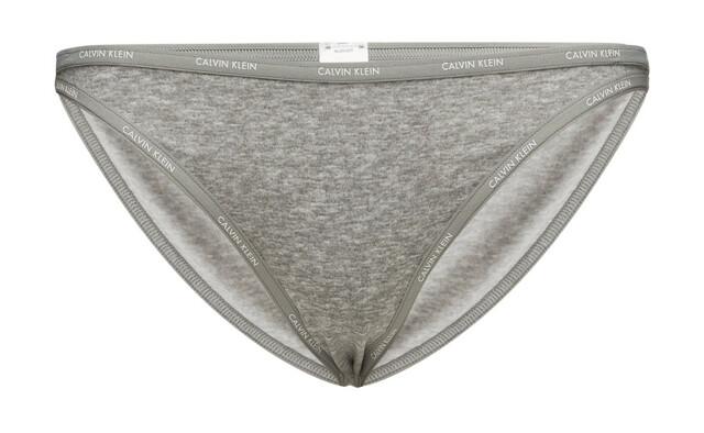 Kalhotky QF4530E - Calvin Klein - L - černá