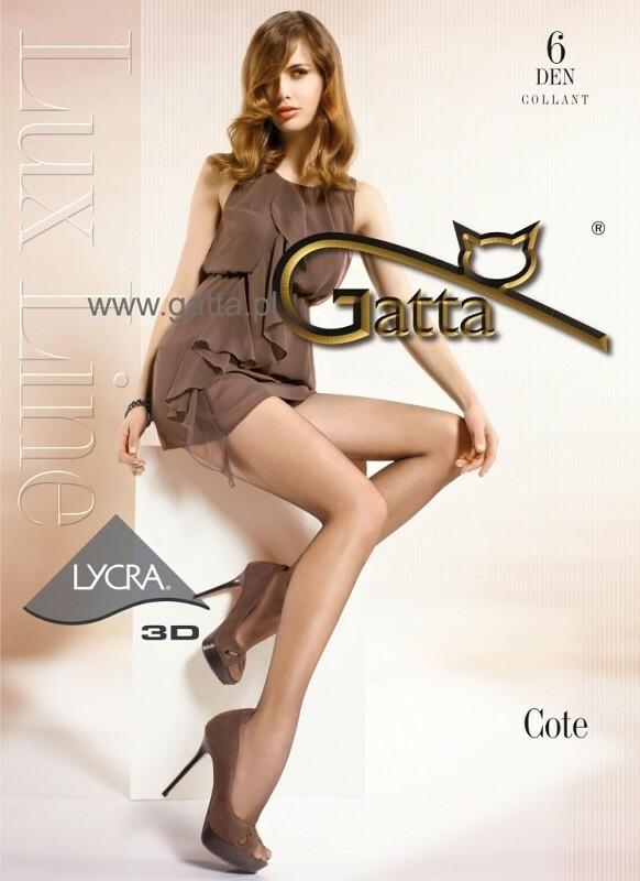 Punčochové kalhoty Gatta Cote 6 den