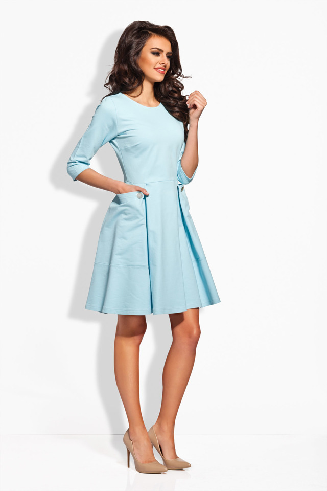 Denní šaty model 50508 Lemoniade - L - zelená