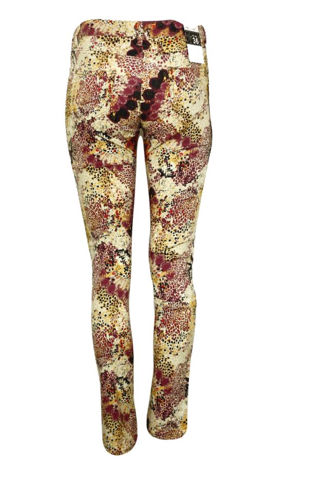 Dámské kalhoty - My Christy - 36 - vícebarevná