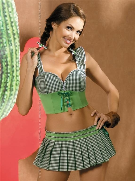 Sexy kostým Mexicana - Obsessive - S/M - original