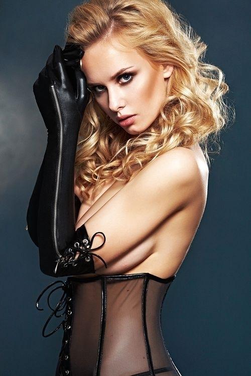 Erotické rukavice A0211
