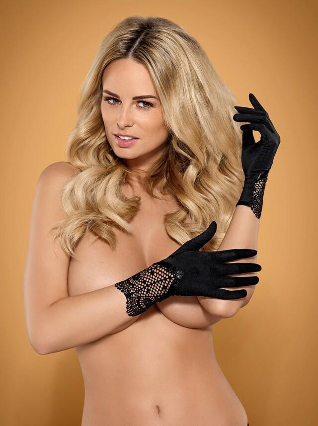 Rukavičky Moketta gloves - Obsessive