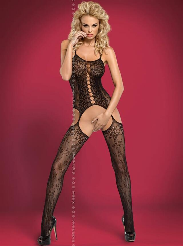 Body Bodystocking F209 - Obsessive