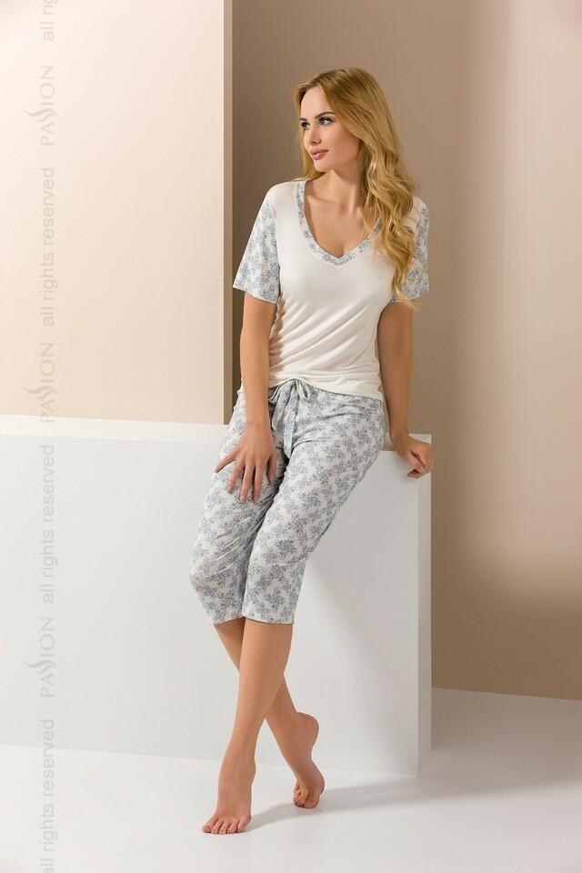 Dámské pyžamo Passion PY068 - XXL - viz foto