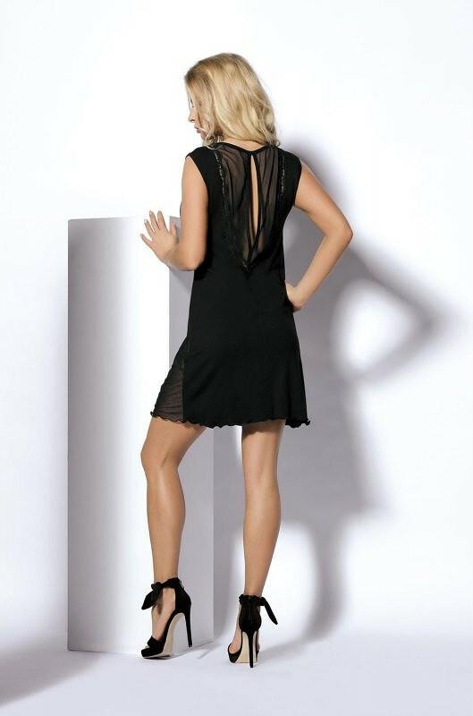 Košilka DKaren Abbie - L - černá