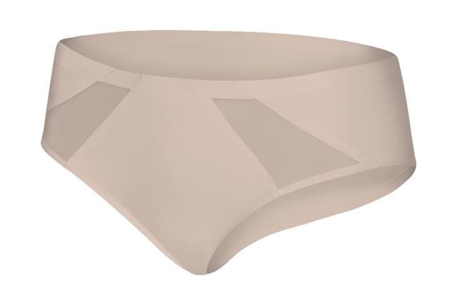 Kalhotky Tummie béžová - Julimex - XL - béžová
