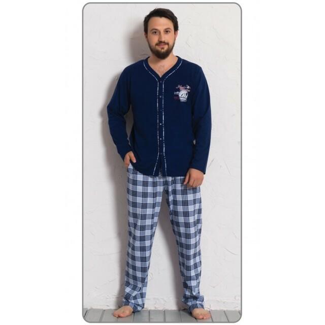 Pánské pyžamo Richard 0302 - Gazzaz