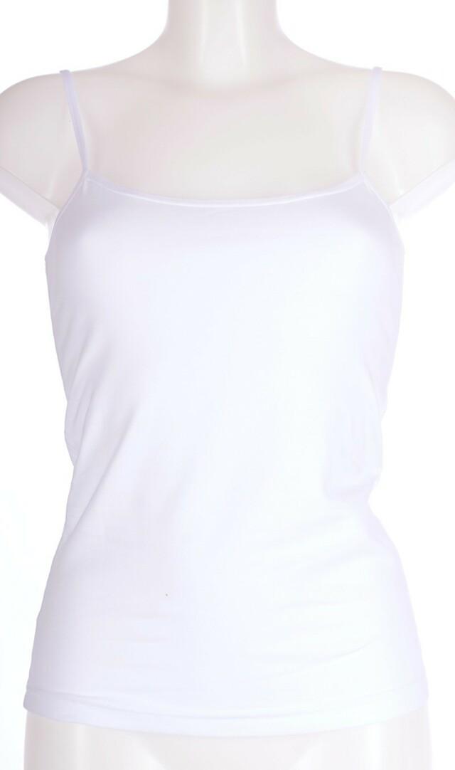 Dámská košilka Antonie - bílá XL