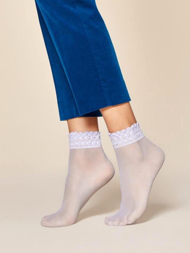 Dámské ponožky Fiore G 1056 Soft Pop