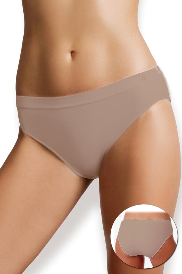 Dámské kalhotky Kiki 1443s natural - S - tělová