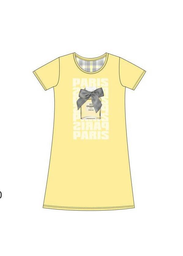 Noční košile Cornette 612/111 Parfum 2 kr/r