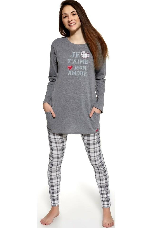 Dívčí pyžamo 968/21 melange