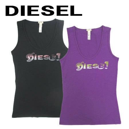 Dámské tričko 00CRLB-00DJR - Diesel - L - fialová