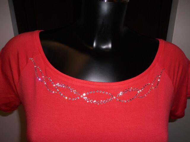 Dámské šaty Alenka - Favab - M - červená