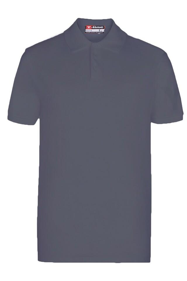 Pánské tričko 19406 blue - M - světle modrá