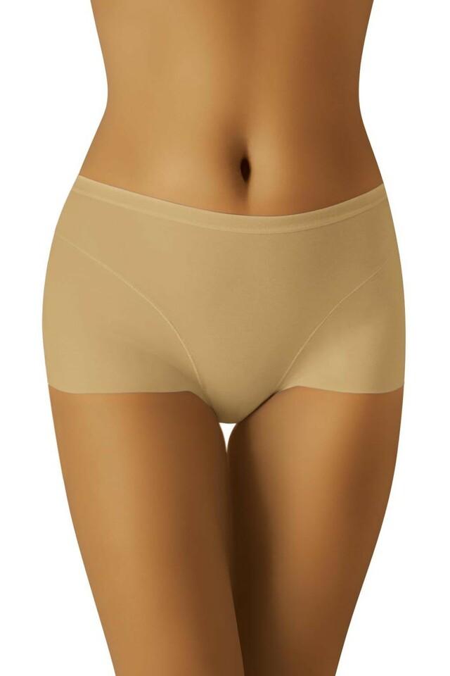 Dámské kalhotky Wol-Bar Eco-Ye - 2XL - bílá